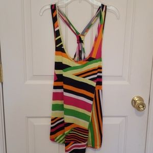 Bright Colored Tank NWOT